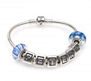 Pandora bracelet Peter