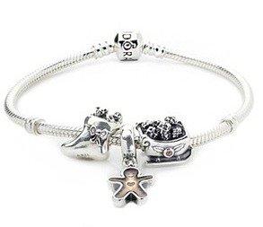 PANDORA bracelet Noël